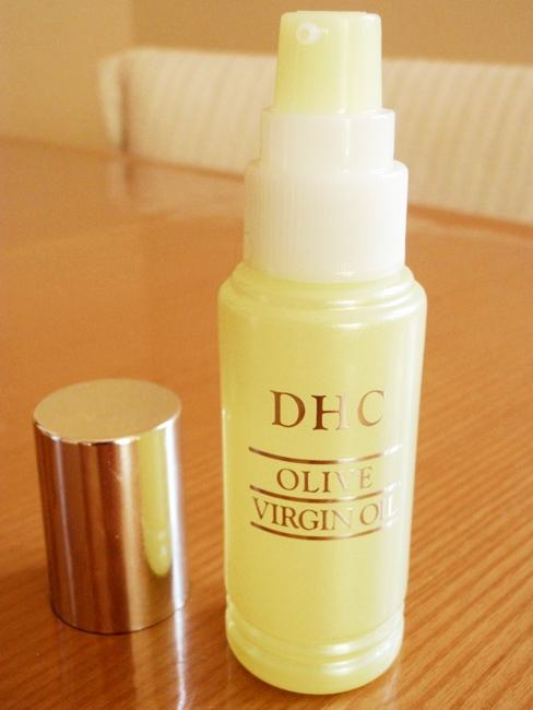 DHC オリーブバージンオイル (4)