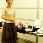 HANAオーガニック美容セミナーで林田七恵さんにお話きいてきました♪
