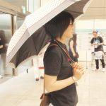 紫外線絶対NG!99%UVカット日傘で絶対焼かない女性になろう・日焼け対策