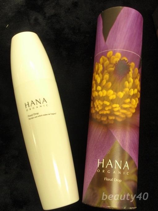 化粧水 HANAオーガニック フローラルドロップ (39)
