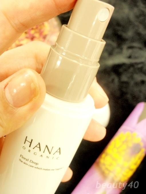ミストタイプ:化粧水 HANAオーガニック フローラルドロップ (43)
