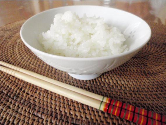 米 炭水化物