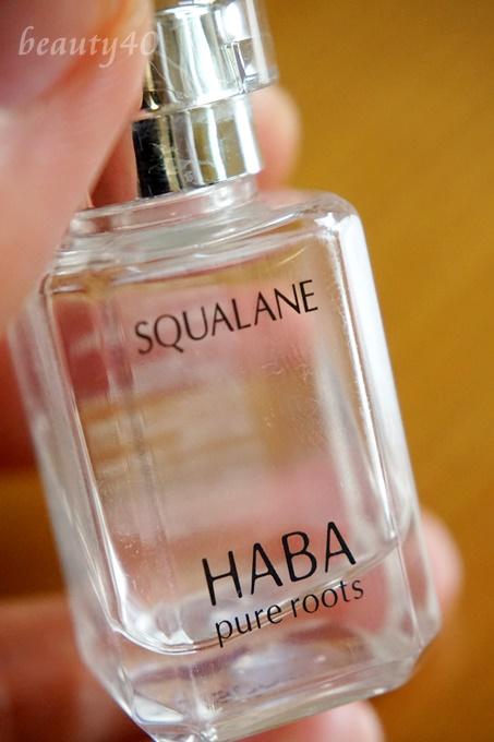 ハーバー スクワランオイルお試し  HABA (4)