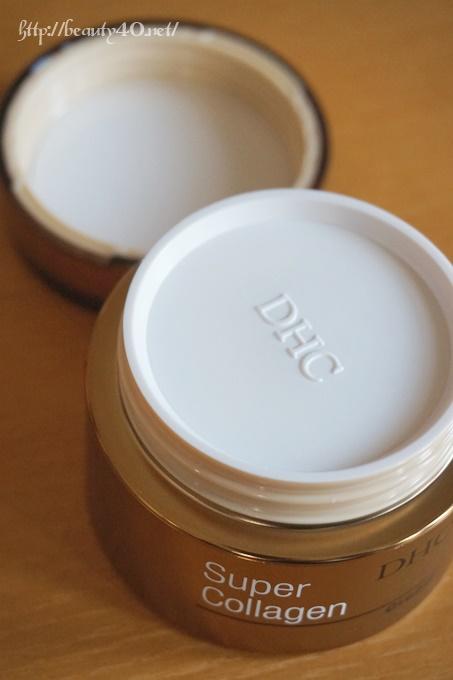 内蓋つき DHCスーパーコラーゲンクリーム (9)