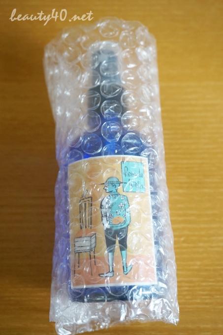 プチプチにくるまれて届きました 化粧水 ポメロウォーター口コミ