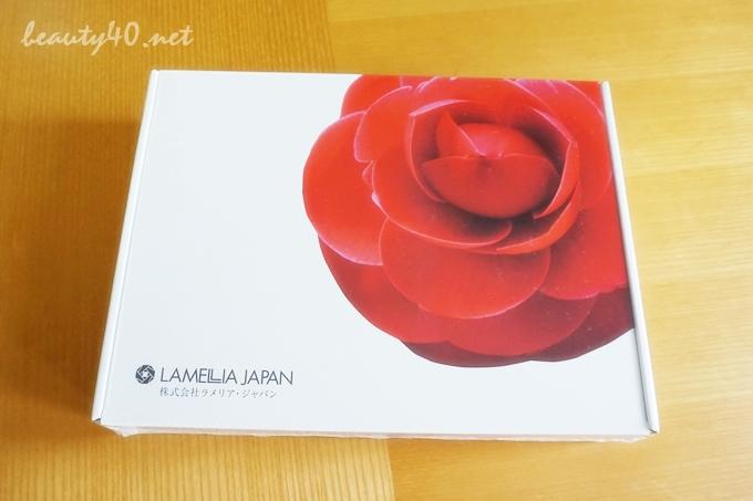 赤い椿の箱・ラメリアプレミアムお試し3本セット (1)