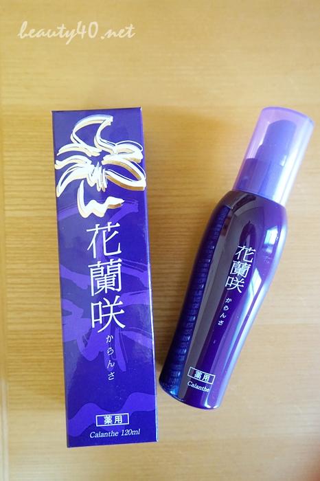70歳母親へのプレゼント 育毛剤・花蘭咲 からんさ (1)