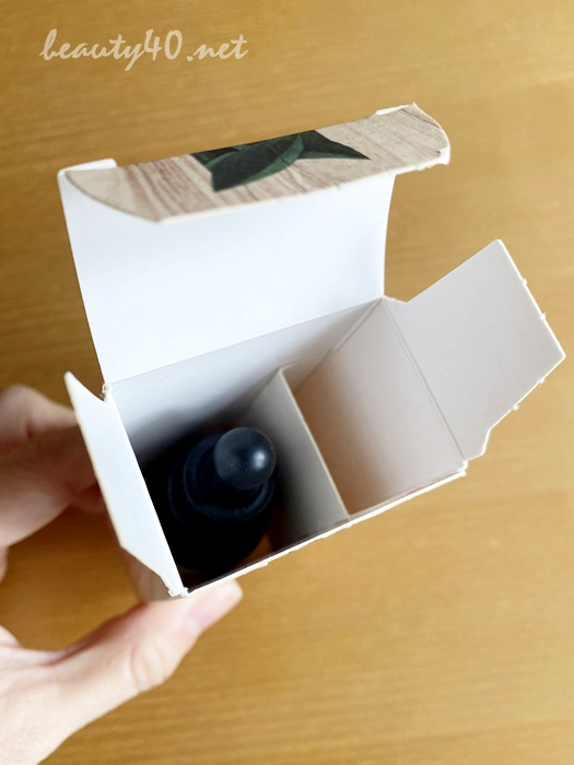 エイキンオイルの箱